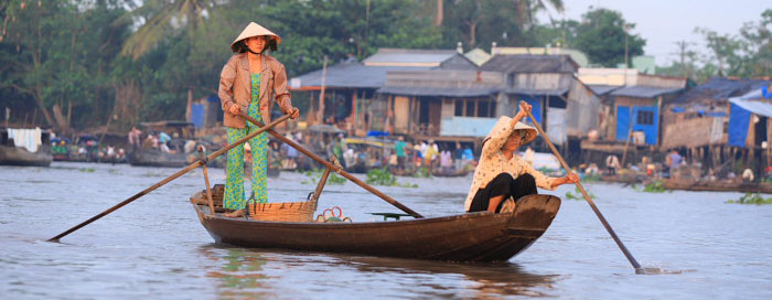 Cruise the Mekong - Cambodia to Vietnam with Beach 2