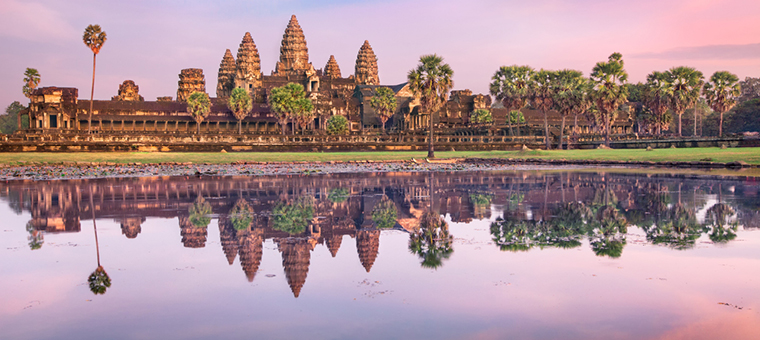 Cruise the Mekong - Cambodia to Vietnam with Beach 1