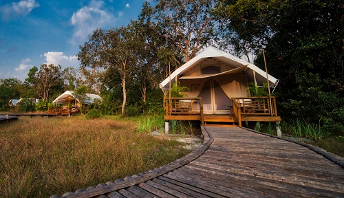 Cardamom Tented Camp 1