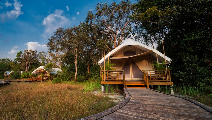 Cardamom Tented Camp 2s