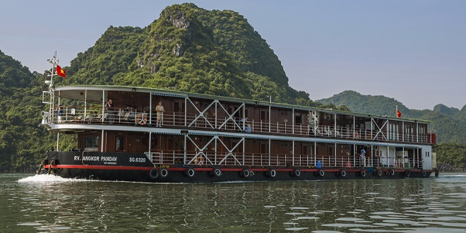 Pandaw Red River Boat s